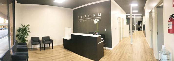 Chiropractic Downey CA Reform Chiropractic
