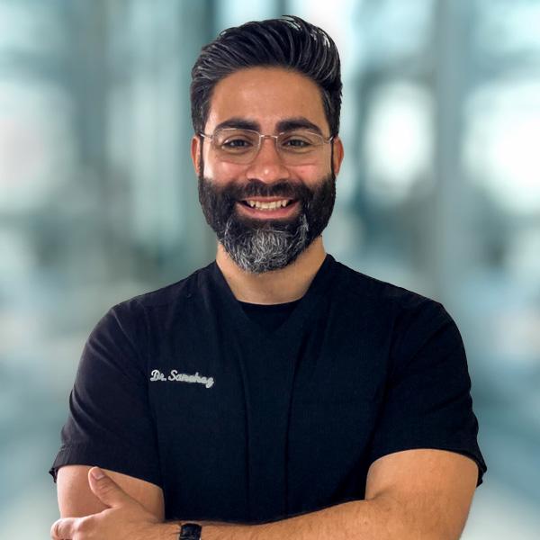 Chiropractor Downey CA Daniel Sanchez