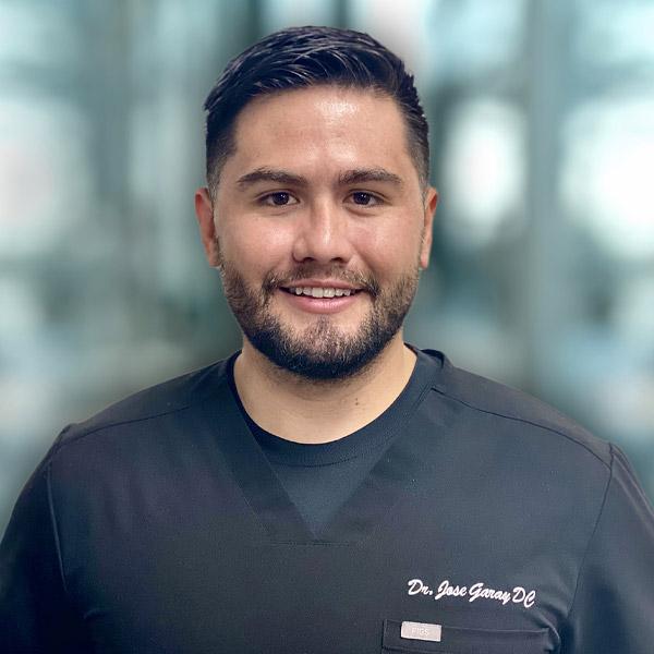 Chiropractor Downey CA Jose Garay