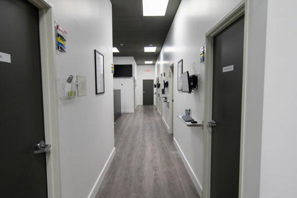Chiropractic El Monte CA Hallway