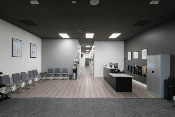 Chiropractic El Monte CA Lobby