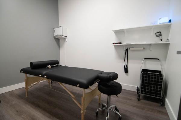 Chiropractic El Monte CA Treatment Room