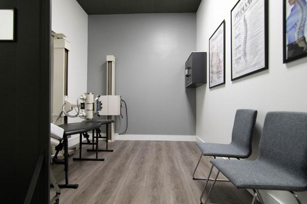 Chiropractic El Monte CA X-Ray Room